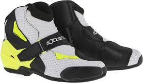 motorcycle sneakers alpinestars smx 1r vented street riding motorcycle boots mens all