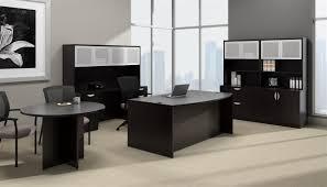 Espresso Office Desk Offices To Go Otg Desk Made In American Espresso Ael At Boca