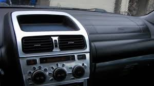 lexus interior trim is300 dash trim kit youtube