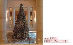 buy brown christmas tree artificial christmas trees santa s quarters