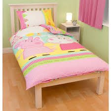 peppa pig bedding u0026 bedroom decor duvets wall stickers lighting