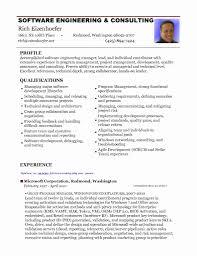 Software Developer Resume Template by 12 Fresh Software Developer Resume Template Resume Sle