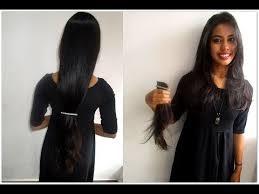 hair cut waist to shoulder length transformation short video