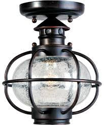 maxim lighting 30508 portsmouth 8 inch wide 1 light outdoor flush