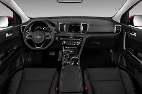 kia sportage 2017 kia sportage cockpit interior photo automotive com