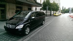 luxury minivan mercedes budapest organising a group trip van minibus coach hire