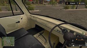 uaz interior uaz 452 farming simulator 17 v1 0 modhub info