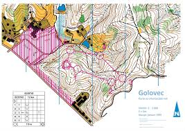 Geocache Map Gc53t43 Orienteering Orientacijski Tek Geocaching Multi Cache