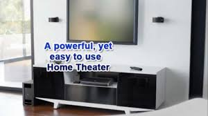 bose speakers home theater bose lifestyle t20 home theater system review youtube