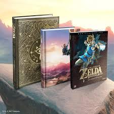 legend of zelda breath of the wild strategy guide leaks details