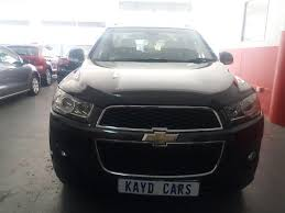 2013 chevrolet captiva 2 4 lt manual 85000km leather interiors