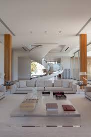 Modern Center Table For Living Room Sala Com Escada 60 Ideias E Referências Incríveis Living Room