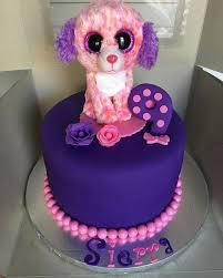 edbdc99cde926429758f8312a22579af beanie boo cakes birthdays