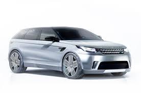 car range electric range rover to challenge tesla autocar