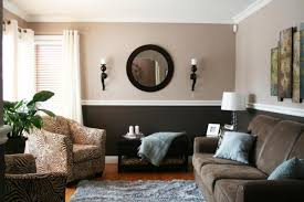 Living Room Color Schemes With Brown Furniture - Choosing colors for living room