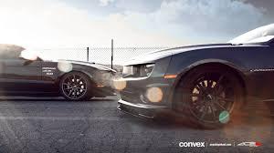 2010 Mustang Black Rims Camaro Ss U0026 Mustang Gt On 20