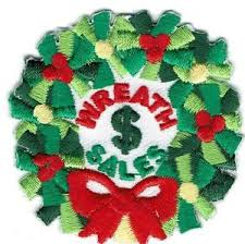wreaths for sale cub scout pack 78 selling wreaths and candles this weekend