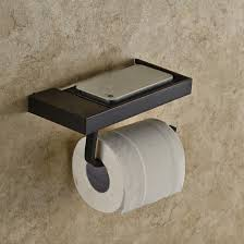 oil rubbed bronze toilet paper holder u2014 home design stylinghome