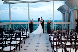 cheap wedding venues in atlanta top 5 rooftop wedding venues in peachtree club 002 the