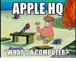 What Sa Meme - apple ho what sa computer memegeneratornet apple meme on me me