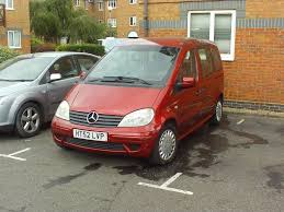 mercedes vaneo 7 seater petrol 1 9 manual long mot 74k miles not