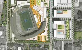 Gsu Campus Map Mayor Kasim Reed Makes Turner Field Announcement 11alive Com