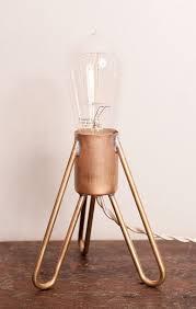 Edison Bulb Table Lamp Rocket Industrial Table Lamp With Edison Bulb Id Lights