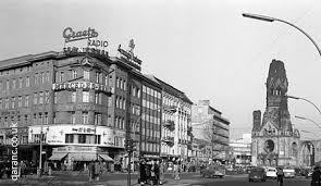 second berlin kurfurstendamm avenue berlin germany after the second world war