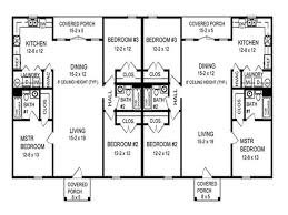 duplex house plans 3 bedrooms homeca