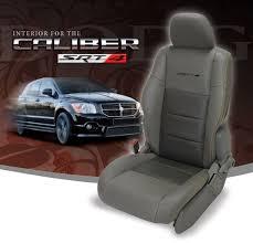 2007 Dodge Caliber Interior Dodge Caliber Katzkin Leather Seat Upholstery Kit Shopsar Com