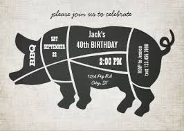 32 best pig roast invitations images on pinterest roasts pigs