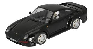 porsche toy car porsche 959 negro street car scaleauto u2022 1 32 u0026 1 24 race tuned