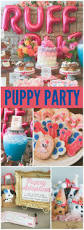 How To Decorate Birthday Party At Home by Top 25 Best Puppy Party Ideas On Pinterest Dog Parties Puppy