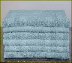 Cotton Bath Rugs Reversible Cotton Bath Rugs With Rubber Backing Home Design Ideas