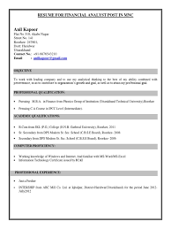 Sample Resume Format For Bpo Jobs by 100 Resume Samples Bcom Freshers Resume Format For Freshers