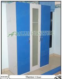 lemari pakaian minimalis sliding pintu kayu jati gambartop com