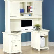 Sauder Corner Computer Desk With Hutch Computer Desk With Hutch White U2013 Viscometer Co