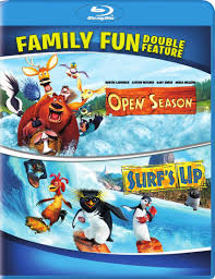 surf u0027s open season double feature blu ray