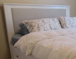 Upholstered King Size Bed Upholstered King Size Headboard Diy Home Design Ideas