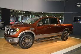 nissan truck 2016 interior nissan u0027s 2017 titan crew cab makes case for medium duty trucks