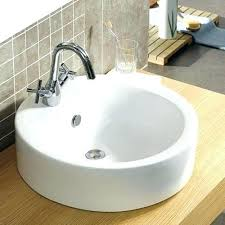 round sink bowl basin sink round sink bowl fabulous round bathroom sink bowls modern