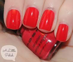 a little polish mash scented neon nail polish set review part 2