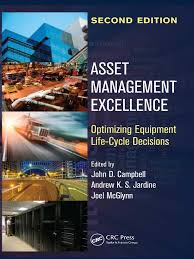 asset management excellence optimizing equipment life cycle