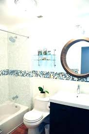 bathroom wall tile design wavy tile bathroom bathroom with textured tile nickel and