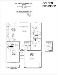 vaulted ceiling floor plans colden expanded