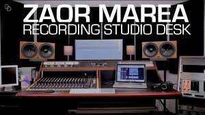 Producer Studio Desk zaor marea recording studio producer desk assembly tutorial youtube