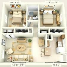 small 3 bedroom house floor plans 3d 2 bedroom house plans 2 bedroom floor plans house floor plans 3