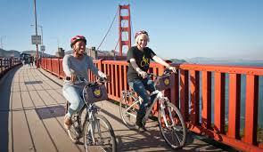 Downtown San Francisco Map by Bikes Biking San Francisco Tripadvisor San Francisco Bike Lanes