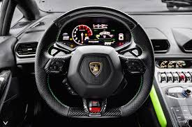 lamborghini huracan inside vilner verde mantis can now also be found inside in form of