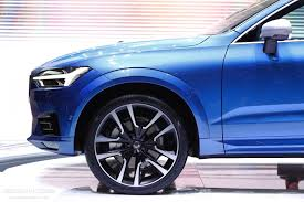 2018 Xc60 2018 Volvo Xc60 Is The Sexiest Crossover Suv In Geneva Autoevolution